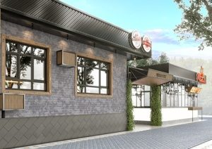 Just Burger exterior Shymkent  (3)