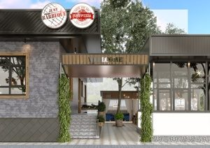 Just Burger exterior Shymkent  (4)